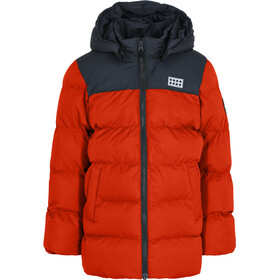 LEGO wear Lwjoshua 709 Veste Enfant, red